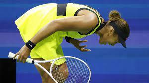 US Open: Naomi Osaka schluchzte. Dann ...