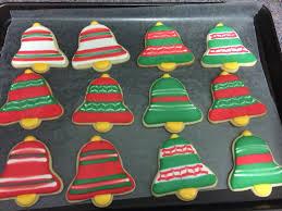 christmas bell sugar cookies. Brilliant Bell Christmas Bells Sugar Cookies With Royal Icing With Bell Sugar Cookies T