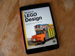 The Art Of Lego Design Book The Art Of Lego Design Little Brick Root