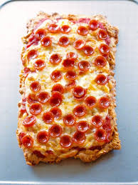It has much higher protein content than most other dairy products, and with a mild flavor, it is ideal for a large assortment of recipes. Easy Keto Pizza Recipe The Girl Who Ate Everything