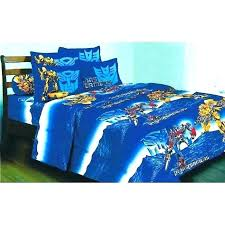 transformer bed transformers bed set transformer single toddler sheet blebee b transformer bed