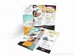 Avery Tri Fold Brochure Template Free Tadlifecare Com