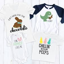 Make Your Shirt Make Your Own Easter Shirts Cricut Easter Shirts