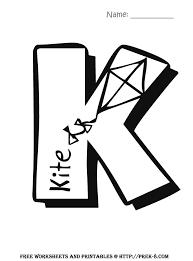 decorativeLetters_k printable alphabet letter coloring worksheets letter j to letter r on free letter r worksheets