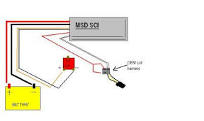 msd blaster ss coil wiring diagram wiring schematics and diagrams installing an msd sci w external coil honda tech