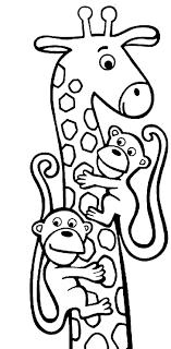 Dieren Kleurplaat Printen 232