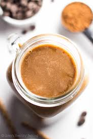 make your coffee taste like a peppermint mocha with this healthy coffee creamer it s so