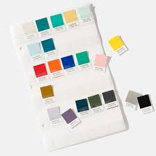Fashion Home Interiors Color Specifier And Guide Set