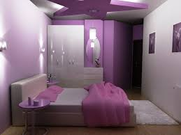 small bedroom wall color ideas. Magic From Small Bedroom Paint Color Ideas Become Larger : Purple Colors Wall