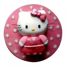 Hello Kitty Cake Online Designer Cakes Gift My Emotions