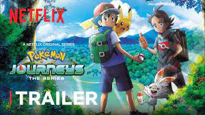 Netflix sắp trình chiếu series phim Pokémon mới   Video   Game