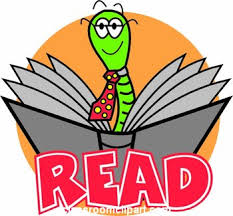 Image result for free bookworm clipart