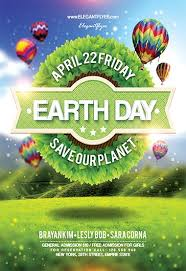 Party For Earth Day Trees