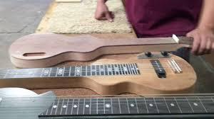 Lap Steel Guitar Design Construction A Look At Lap Steel Guitar Construction