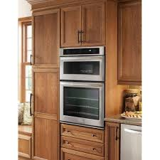 kitchenaid 30 inch convection combination microwave wall oven architect series ii kems309bss