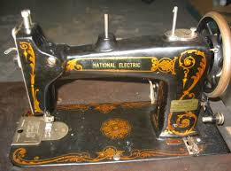 Two Spool Sewing Machine