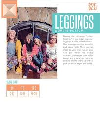 Check Out This Size Chart For Lularoe Leggings Including