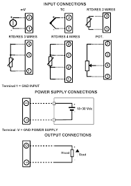 wiring diagram for 3 wire rtd rtd wiring diagram 3 wire wiring Pyromation Rtd Wiring Diagram 4 Wire 3 wire rtd terminal connection wiring diagrams inside diagram 4 Wire Transmitter Wiring-Diagram