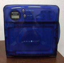 sharp half pint microwave oven. sharp half pint carousel microwave oven blue rv dorm office camper r120db - microwaves