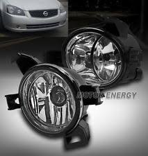 studebaker wiring harness bumper fog lights lamps w wiring harness chrome for 2005 2006 altima 2004