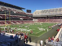 Kyle Field Zone Club Seating Chart Kyle Field Section 130 Rateyourseats Com