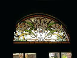 amusing stain glass transoms stained transom window patterns