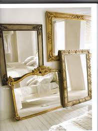 big wall mirror decor