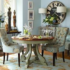 pier one dining room ideas cool photos of charming brown round rustic wooden pier one