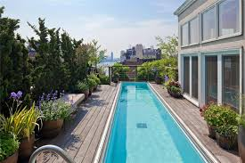 Design Pool Rooftop Luxury