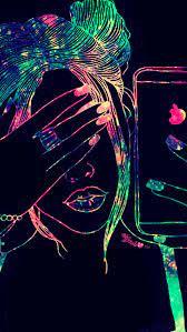 Cool Girl Galaxy Wallpaper ...