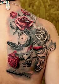 100 Nejlepších Nápadů Rose Tetování Na Paži Noze A Kyčle S Fotkou