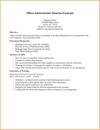 Sample Resume For High School Students Pdf High School Sample Resume Graduate Template Pdf Student No 14