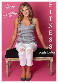 Welcome Sarah Griffith - Fitness Contributor - Pink Fortitude, LLC