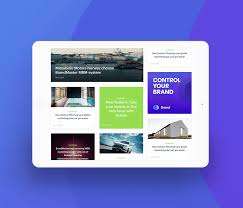 Ad Templates Design Your Brand Online With Self Serviced Template Technology