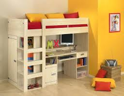 Loft Bed Desk Ideas Diy With Closet Underneath Above. Loft Bed With Walk In  Closet Underneath Over How To Build A Ed. Loft Bed Closet Diy With Desk And  ...