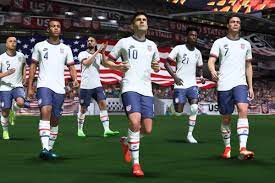 USMNT player ratings in FIFA 22 - Stars ...