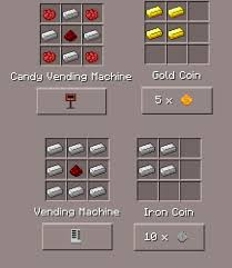 Pixelmon Vending Machine Gorgeous Minecraft Pe Recipes Chekwikico