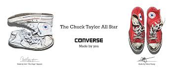 Chucks Converse Size Chart Converse Sizing Getting The Right Size Dresscodeclothing