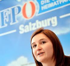 Budgetrede zum voranschlag 2020 in salzburg. 23 Jahrige Marlene Svazek Neue Fpo Chefin In Salzburg Salzburg Derstandard At Inland