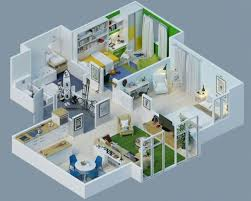 3d Home Design Online Why Do We Need 3d House Plan Before Starting The Project