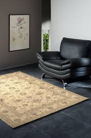 this area rug is of the same material with slightly diffe colors and texture
