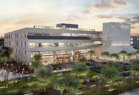 Office building design concepts Award Winning This Artists Rendering Of The View From Midway Drive Shows How The Iconic Structure Requires Careful Businesstech San Diego Community News Group New Design Concept Planned At
