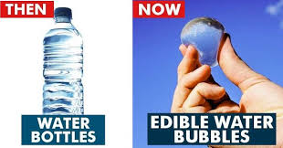 Image result for edible water bottles