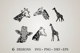 Get 12 different designs in svg, png, eps, dxf + 24/7 technical support. Giraffe Mandala Svg Graphic By Euphoria Design Creative Fabrica