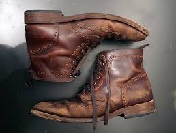 Thursday Boots Size Chart Thursday Boot Company Review Brown Wingtip Boots After 6