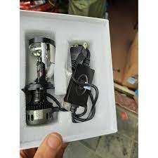 Bóng đèn led xe máy Bi Cầu BMA siêu sáng, tản nhiệt quạt gió- Hàng cao cấp  giá cạnh tranh