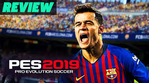 PES 2019 Review - YouTube