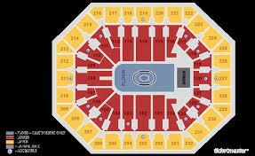 Talk Stick Arena Seating Chart Exact Talking Stick Arena Seats Talking Stick Arena Concert