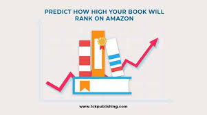 Amazon Book Charts Sales Uk Amazon Book Sales Calculator Tck Publishing