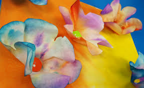 3d flower wall art roylco